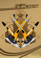Graphic Armoury by m-A-s
