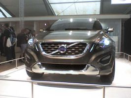 SIAB 07 - Volvo XC60 Concept by AxelSilverwolf