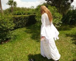 White dress stock 7 by stock4ever23