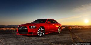 2012 Charger SRT8 1, Press Kit by notbland