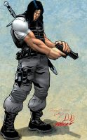 Templar Chronicles- Cade by titaniumgorilla