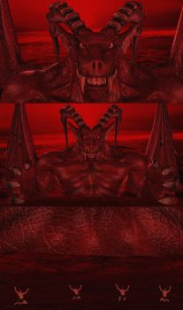 Diablo - The Giant Lord of the Underworld by Spino2006