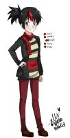 Bb Fall Outfit by shock777