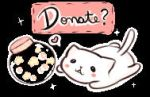 .:Donate Icon:. by n-nyachi