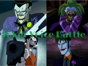 Kevin Michael Richardson Joker kevin michael richardson joker