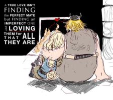 -Meaning of True Love- by ch4rms