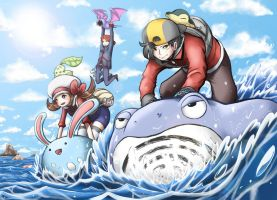 Pokemon Use Surf