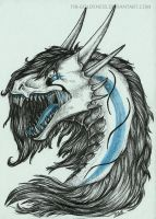 The Blue Rage by Tir-Goldeness