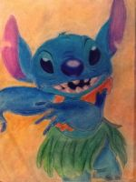 Stitch by DisneySimba0