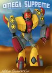 Omega Supreme Animated color by Xelidhean