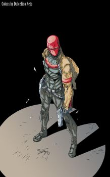 Red Hood - Color Study by Nolicedul