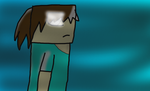 Free Herobrine Icon by tailsdollfangirl