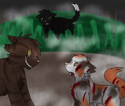 Redtail's Death by beffums