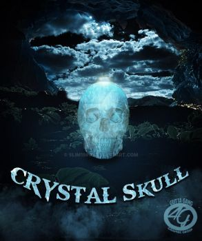 CRYSTAL SKULL by slim1980