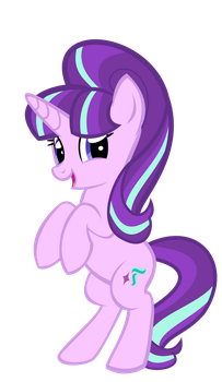 (Request/ First try ) Starlight Glimmer by kuren247