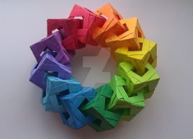 Cube Ring by theInfinityCreeper