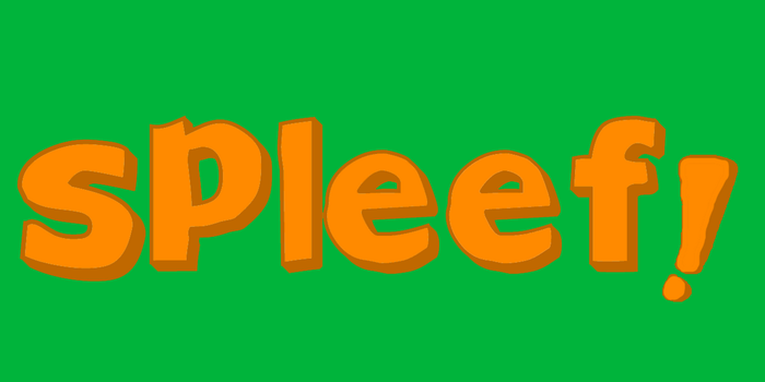 Spleef Logo by RobDog312