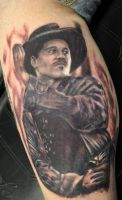 Doc Holiday from Tombstone by ScottVersago