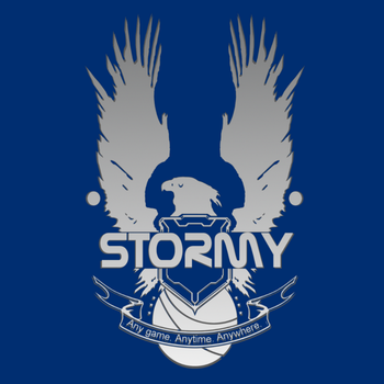 YouTube profile picture made by a friend by Stormy99880