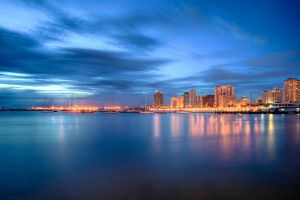 Harbor Square View Philippines by jdeepan