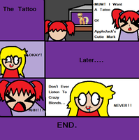 The Tatoo. by Ayleia-The-Kitty