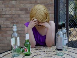 Roxy - Problems of an Alcoholic by TheBrokenxDream