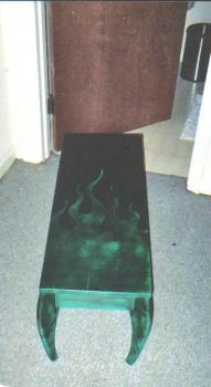 Flame Table-Front by Leprikhan