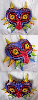 Majora's Mask - First Cast by crateshya