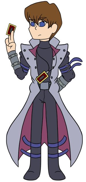 Commission - Seto Kaiba by Violet-The-Cat