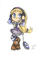 I love music by RoseRei