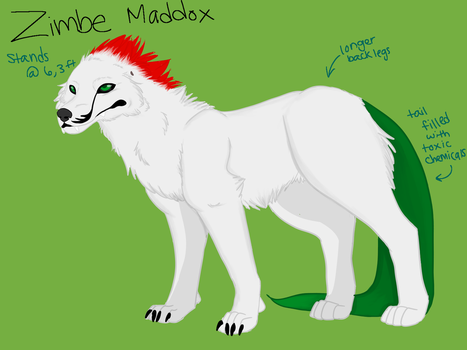 Zimbe Ref by misrable