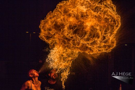 Fire Dragons @ Twisted Tuesday by AJHege