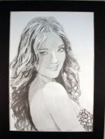 Portrait: Miranda Kerr by D-Techno-life