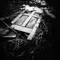 Washed Up Door by missdjt