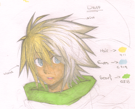 Driff Concept Sketch by tea-zombie