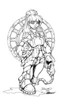 Contest inks by titaniumgorilla