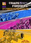TF Cybertronians Cover A  by shatteredglasscomic