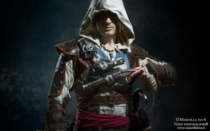 Cosplay Passion - Edward Kenway by Leon Chiro Art by LeonChiroCosplayArt