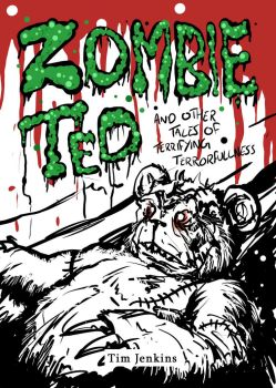 Zombie Ted - The Cover by stuntedsanity