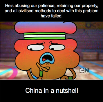 China Meme by Ironwarchiefwarsong