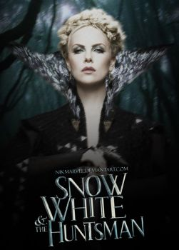 Snow White and the Huntsman. Poster. 1 by Nikmarvel