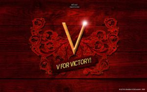 V for Victory by eLVog