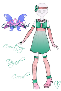 MRA - Courting Dryad Coord by angelofcryinghearts
