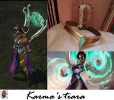 Karma's Tiara   League Of Legends By Scarlatta93 by Scarlatta93