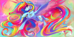 Rainbow Dash by Wilvarin-Liadon