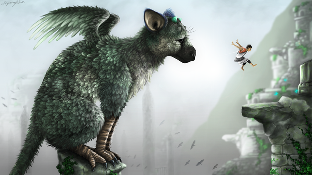trico the last room - photo #30