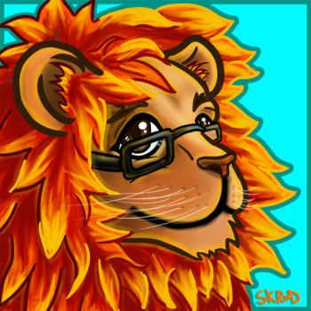 Lion Commission for by master-splinter