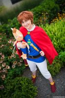 Oliver and Mite- Ni No Kuni by Iridescent-Fall