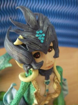 Nami , my favorite by Univers-fimo