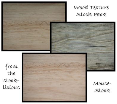 Wood Texture Stock Pack by Mouse-Stock